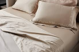 beige egyptian cotton sheets isador