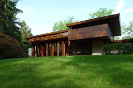 frank lloyd wright style house plans the bachman wilson house and 12 other frank lloyd wright homes on