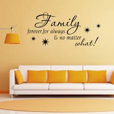 sticker robot picture more detailed picture about wall sticker wall sticker quotes family forever removable bedroom stickers waterproof vinyl stickers simple home decor