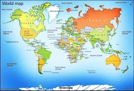 Alaska World Map by World Map Thinglink