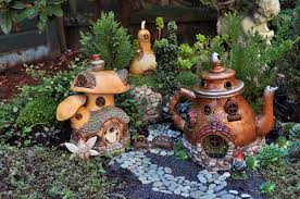 garden fiddlehead teapot fairygardensuk co uk
