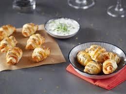 aufeminin cuisine croissants au saumon fumé recette saumon fumé le saumon et saumon