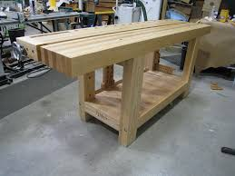 my benchcrafted roubo workbench build
