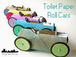 toilet paper roll car craft best toilet designs
