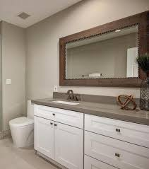 White Bathroom Cabinets Dark Countertops Creditrestoreus - Bathroom vanities with quartz countertops