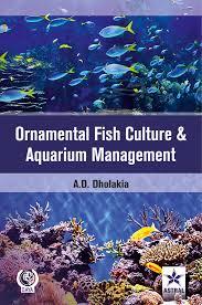 ornamental fish culture and aquarium management 9788170356240