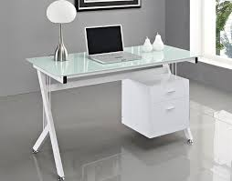 glass desk ikea most favorite desks finding with regard to decor 4