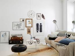 decorate with scandinavian prints luxirare