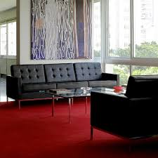 florence knoll canapé knoll florence 3 seats sofa in the shop