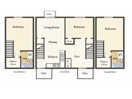 Floor Plans In Spanish Spanish Cove Townhomes Rentals Saint Louis Mo Apartments Com