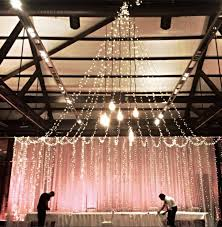 wedding backdrop fairy lights we install fairy lights