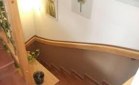 wandgestaltung treppenaufgang treppenhaus gestalten farbe artownit for