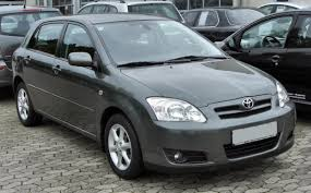 toyota corolla car technical data car specifications vehicle