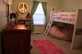 decorating astounding kids bedroom with vintage marquee lights