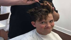 what is a persion hair cut how jacob sartorius gets his haircut youtube