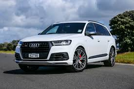 audi ute audi sq7 audi with pulling power road tests driven