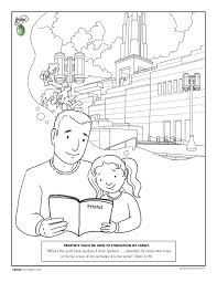 Coloring Page Friend Coloring Pages For September