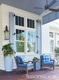 fresh summer looks on modern shutters