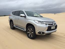 mitsubishi pajero sport 2016 2016 mitsubishi pajero sport off road test 7200 cars