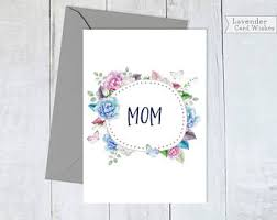 birthday card ideas for mom thank you mom card mother s day card mom birthday funny