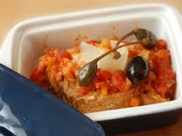 cuisine sicilienne recette espadon à la sicilienne en cocotte 750g