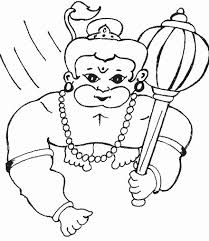best hd images painting and sketches bal hanuman sketch