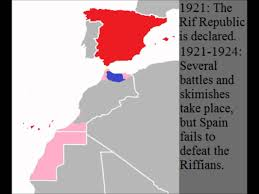 Map Of Spain And Morocco by Spanish Moroccan Wars Youtube