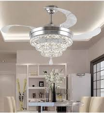 Chandelier Fans Fan Ceiling Picture More Detailed Picture About Led Crystal