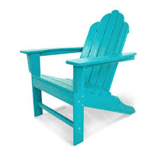 Recycled Patio Furniture Long Island Adirondack Recycled Plastic Patio Chair From Polywood