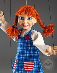 Pippi Longstocking Costume Pippi Longstocking Marionette Czech Marionettes
