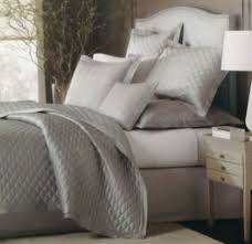 Queen Quilted Coverlet Martha Stewart Trousseau Cirque Full Queen Quilted Coverlet Grey