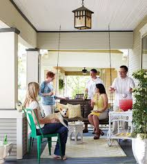 home entertaining porch party casual outdoor entertaining ideas better homes gardens