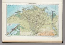 Suez Canal World Map by 163 Nile Delta Suez Canal Alexandria The World Atlas David