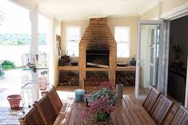 Patio Braai Designs South Coastal Property For The Discerning Buyer