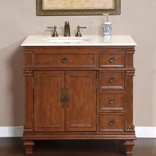 maple bathroom vanity ebay
