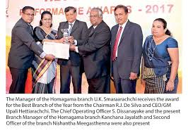 hdfc bank holds branch performance awards 2017 ft online