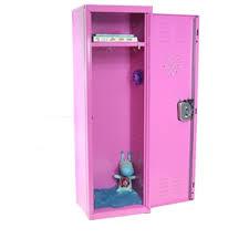 kids lockers pink locker for kids playroom or mudroom 15 d x 15 w x 54 h