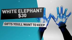 white elephant gifts under 30 dollar great white elephant gift