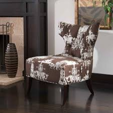 furniture chairs living room chairs and white wingless upholstered black accent chairs living