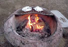 Fire Pit Pizza - campfire flatbread pizza dirty gourmet