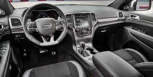 jeep grand cherokee interior 2018 grand cherokee trackhawk fastest suv in the world rairdon cdjr of