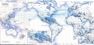Southwest Route Map Inspirational Southwest Airlines Route Map Cashin60seconds Info