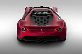 ferrari sergio ferrari will build six pininfarina sergio roadsters but they u0027re