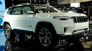 jeep unveils seven new concepts news jeep yuntu concept previews new 7 seater