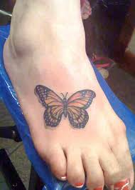 35 splendid butterfly tattoos and designs