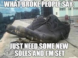 Shoes Meme - shoe imgflip