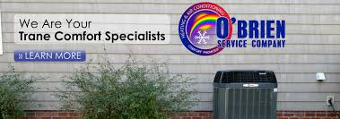 Trane Comfort Solutions Air Conditioning Heating Repair Service And Replacement In