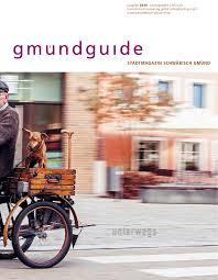 G Stige Hochglanz K Hen Gmündguide Stadtmagazin Schwäbisch Gmünd By Gestaltungsagentur