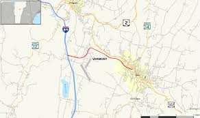 Ups Route Map by Vermont Route 62 Wikipedia