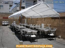 party rentals san fernando valley x 30ft tent rental